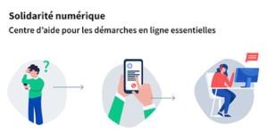 infographie solidarité numérique