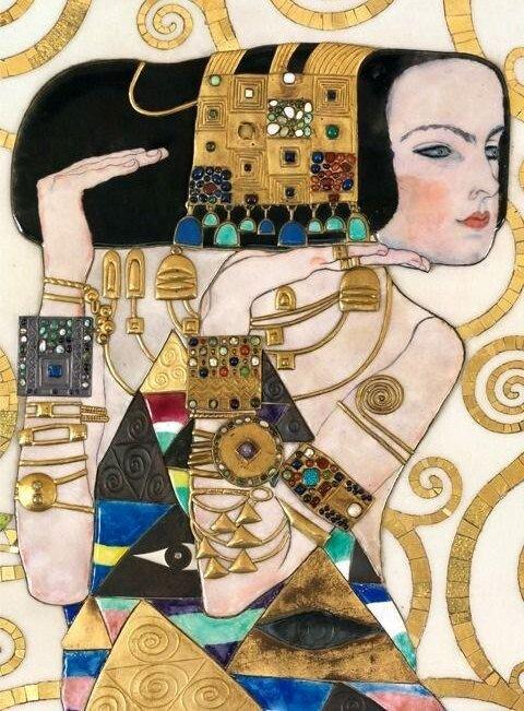 oeuvre Klimt et moi