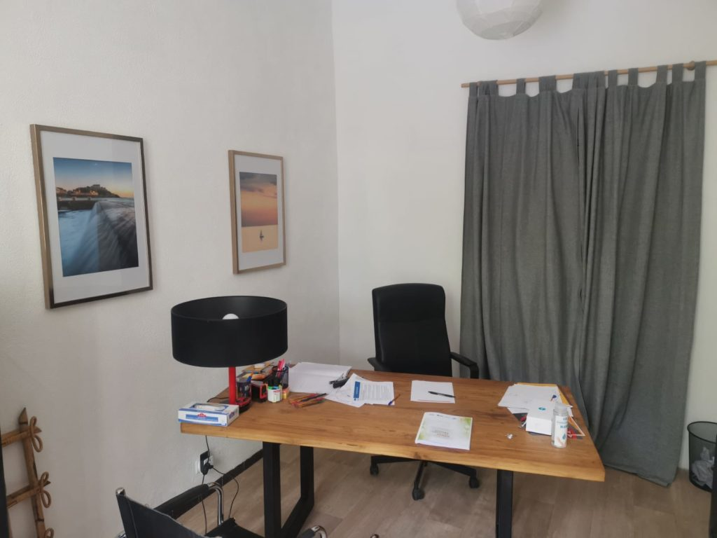 Le petit bureau coworking du 21