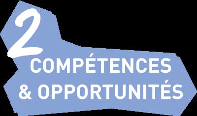 compétence et opportunités pour artisans créateurs